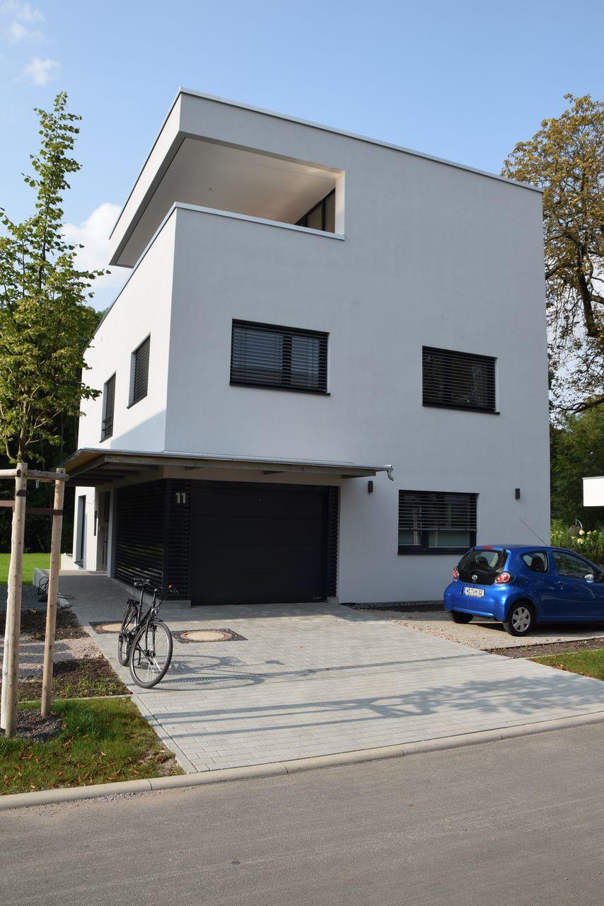 Haus Mit Dachterrasse Bauen bauen am schießhaus – haus dachterrasse - planungsgruppe fölsche